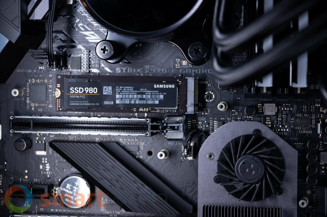 Samsung 980 SSD NVMe