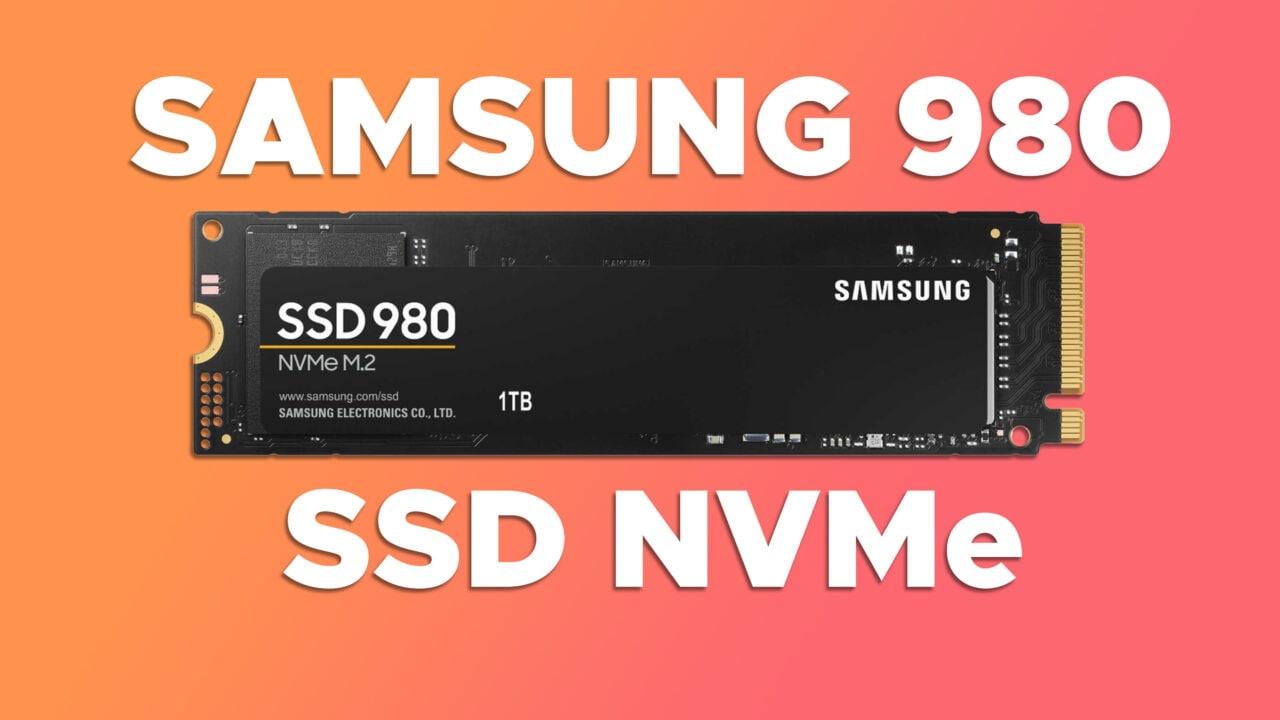 Samsung 980 SSD NVMe ufficiale: nuovo modello M.2 con velocità fino a 3.500 MB/s