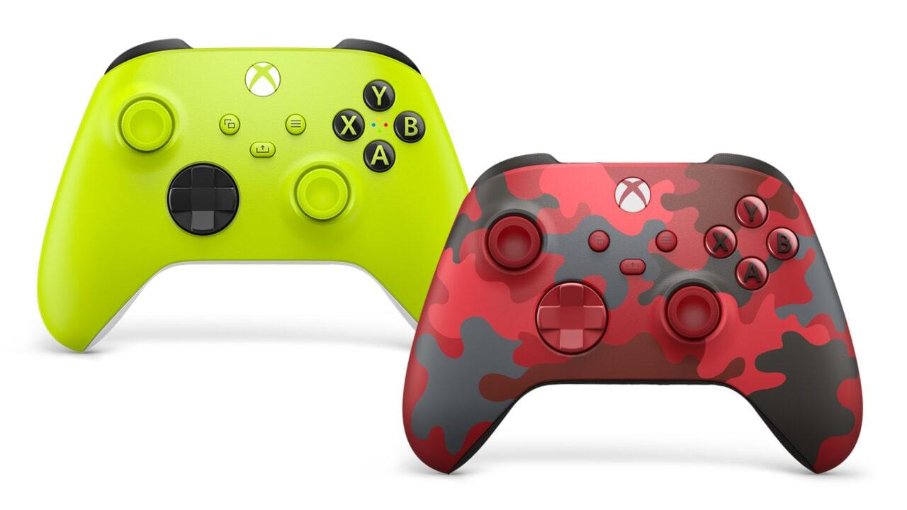 Xbox Wireless Controller presto disponibile in due nuove colorazioni (foto)