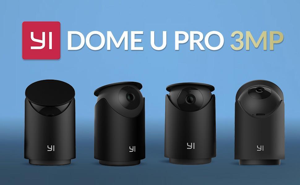 La nuova Yi Dome U Pro costa solo 39€ su Amazon, ma dovete usare il codice sconto