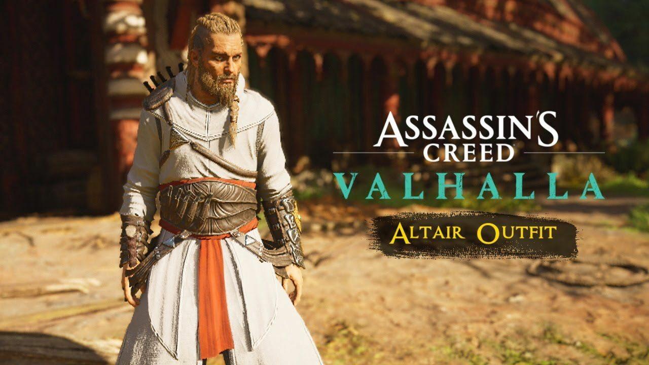 Assassin's Creed Valhalla riceve il pacchetto che offre il costume di Altair e altre sorprese!