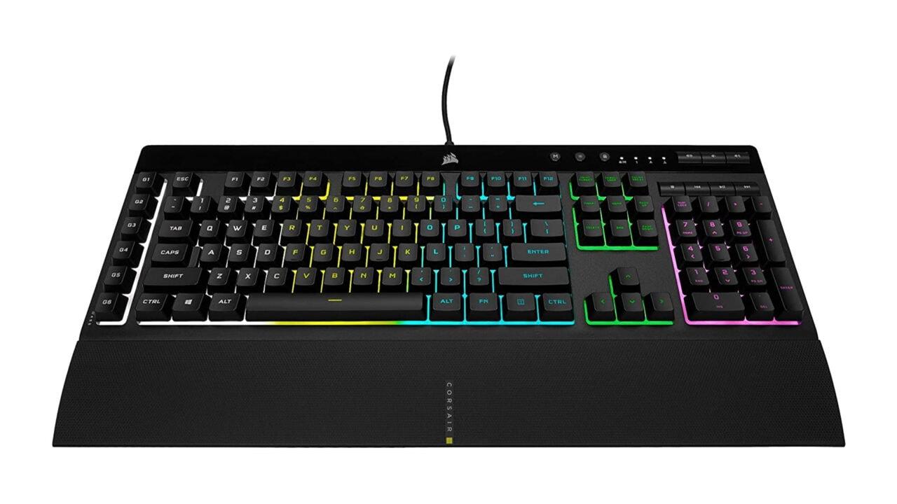 CORSAIR lancia oggi le tastiere gaming K55 RGB PRO e K55 RGB PRO XT dal prezzo interessante