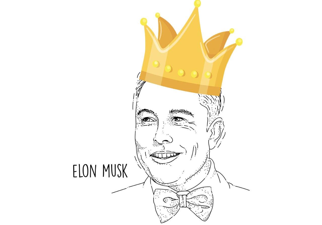 Elon Musk adesso è Re!