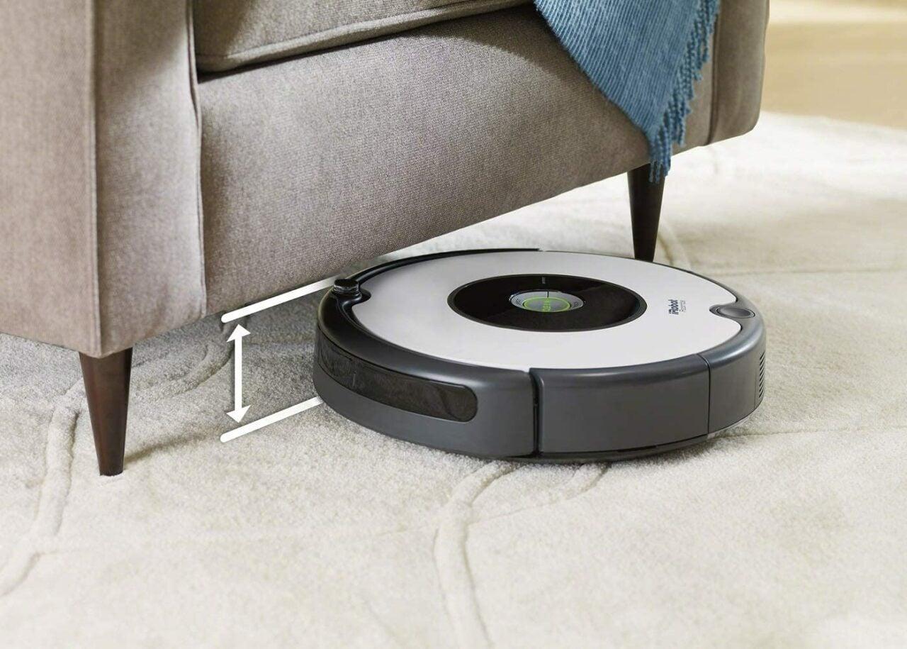 Serve un robot di pulizia? iRobot Roomba 605 in OFFERTA è il migliore sotto i 180€!