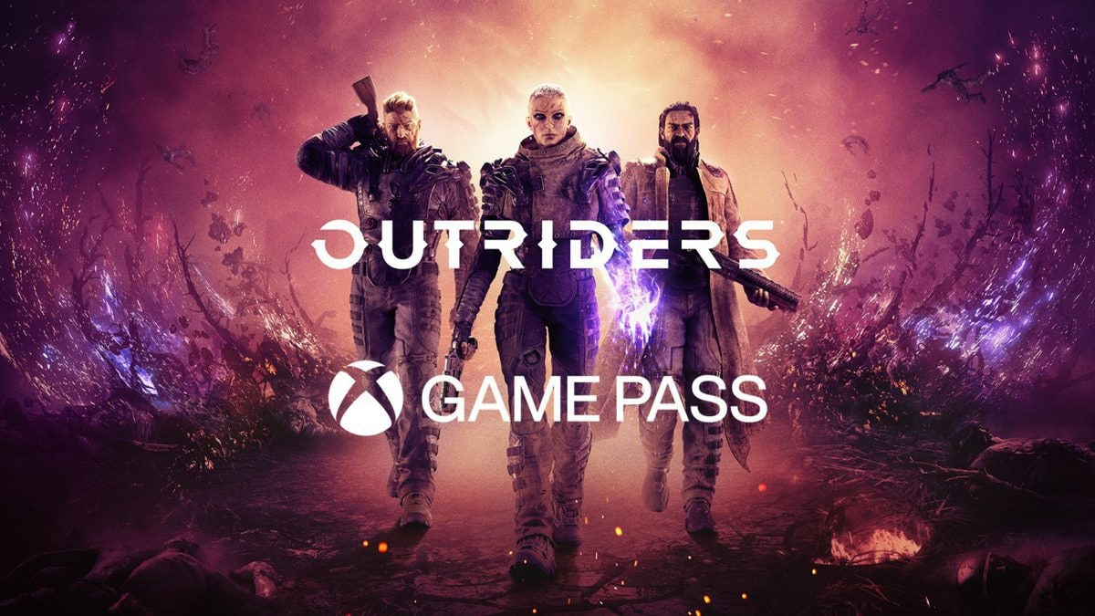 Outriders fin dal suo lancio sarà disponibile su Xbox Game Pass