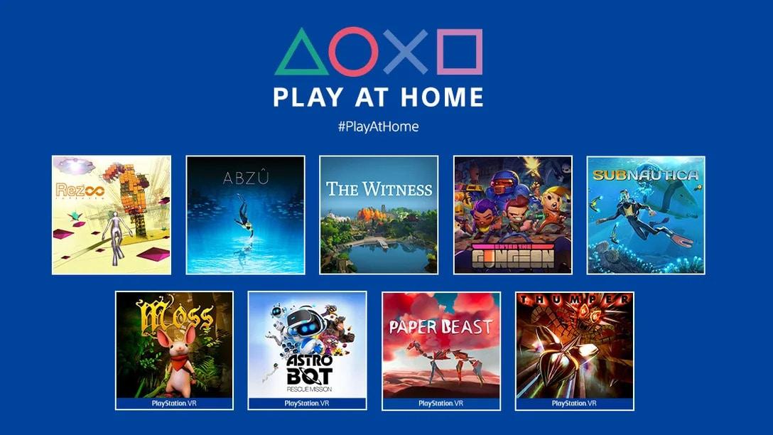 Play at Home: Horizon Zero Dawn gratis su PS4 da aprile, insieme ad altri 10 titoli