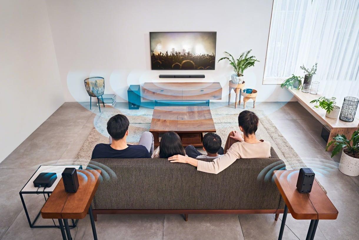 Sony presenta le sue due nuove offerte per un audio cinematografico e dinamico (foto)