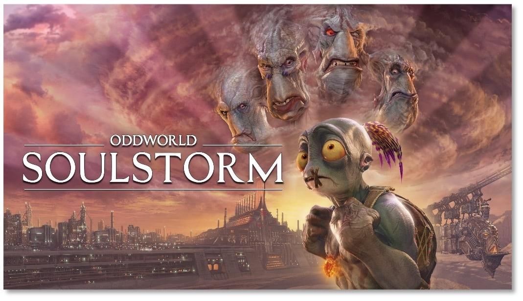 Le edizioni fisiche di Oddworld: Soulstorm disponibili da oggi (foto)