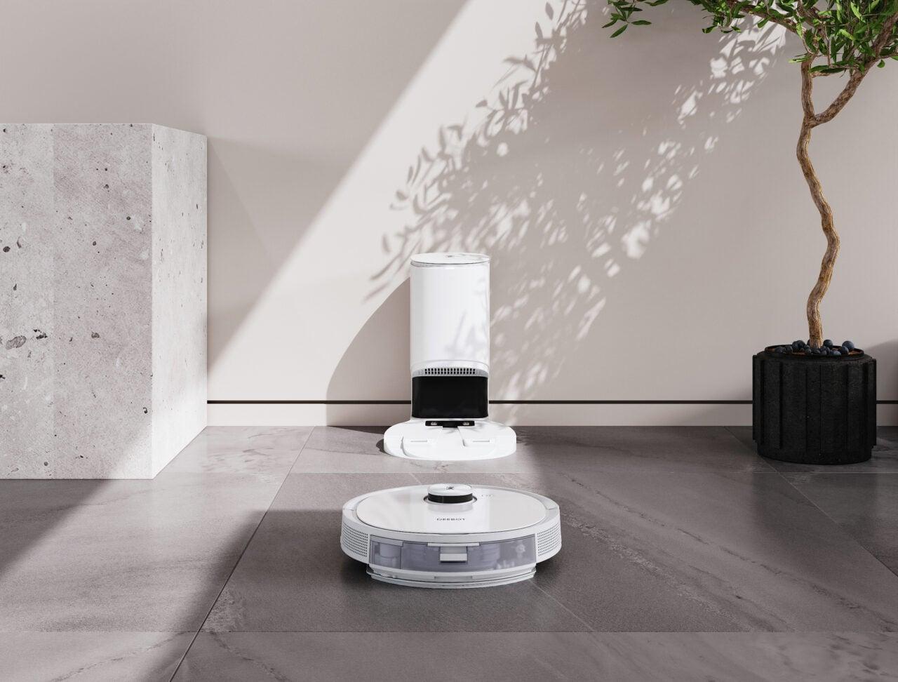 Ecovacs presenta Deebot T9, il nuovo robot lavapavimenti di ultima generazione (foto)