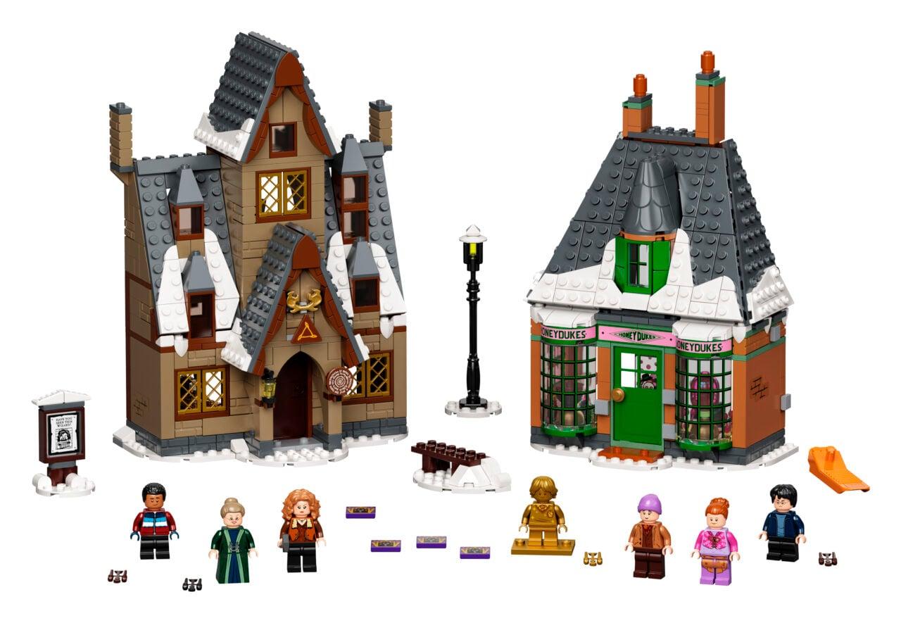 All'orizzonte nuovi set LEGO ispirati al magico mondo di Harry Potter (foto)