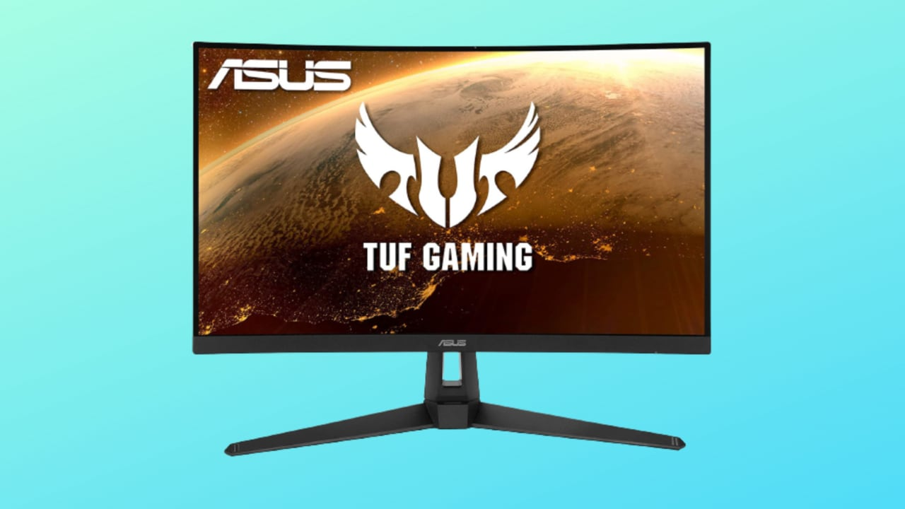 Super sconti per i Monitor curvi ASUS TUF a 165 Hz: migliori prezzi Amazon!