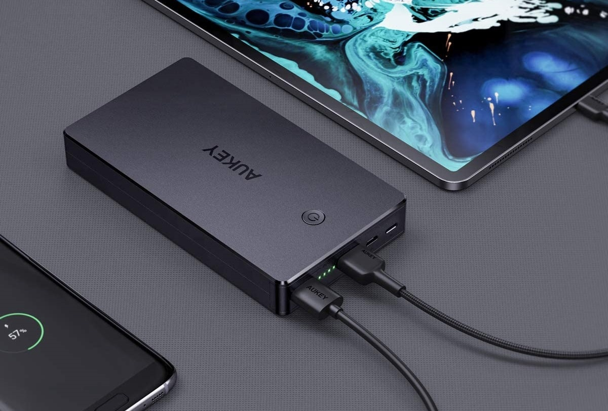 Power Bank AUKEY da 20.000 mAh in SCONTO …
