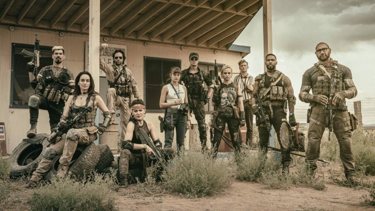 Army of the Dead, il nuovo film su Netflix con Dave Bautista in uscita a maggio (video)
