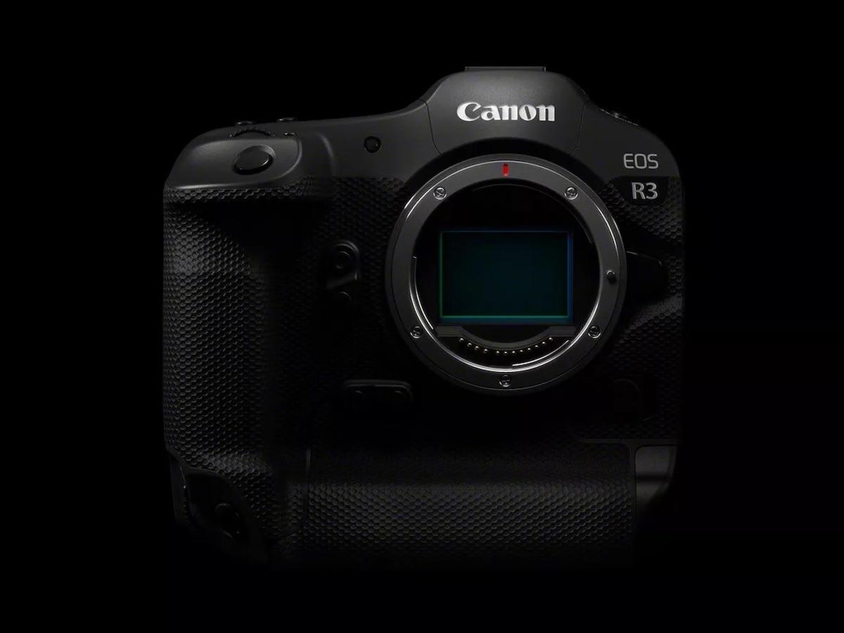 Canon annuncia per i fotografi professionisti la nuova EOS R3 e tre nuovi obbiettivi