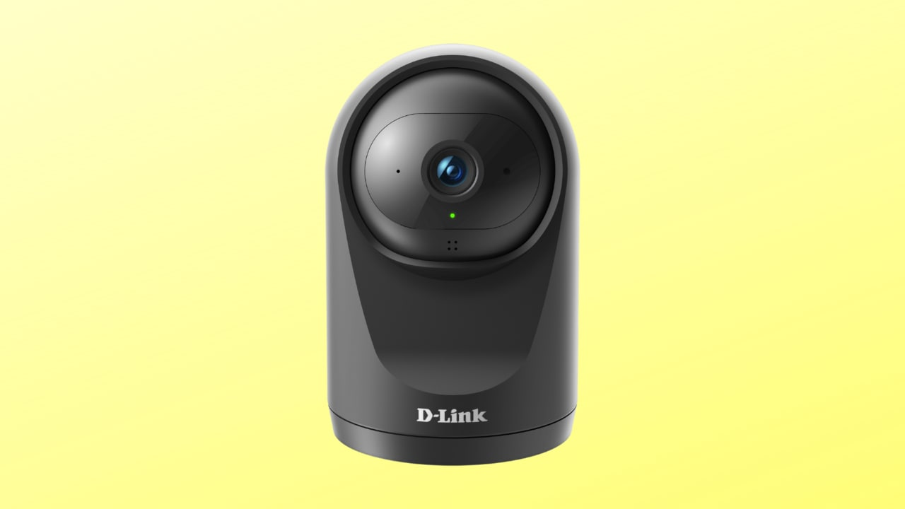 OFFERTA per Security Cam D-Link a 39€: super compatta e ricca di funzionalità