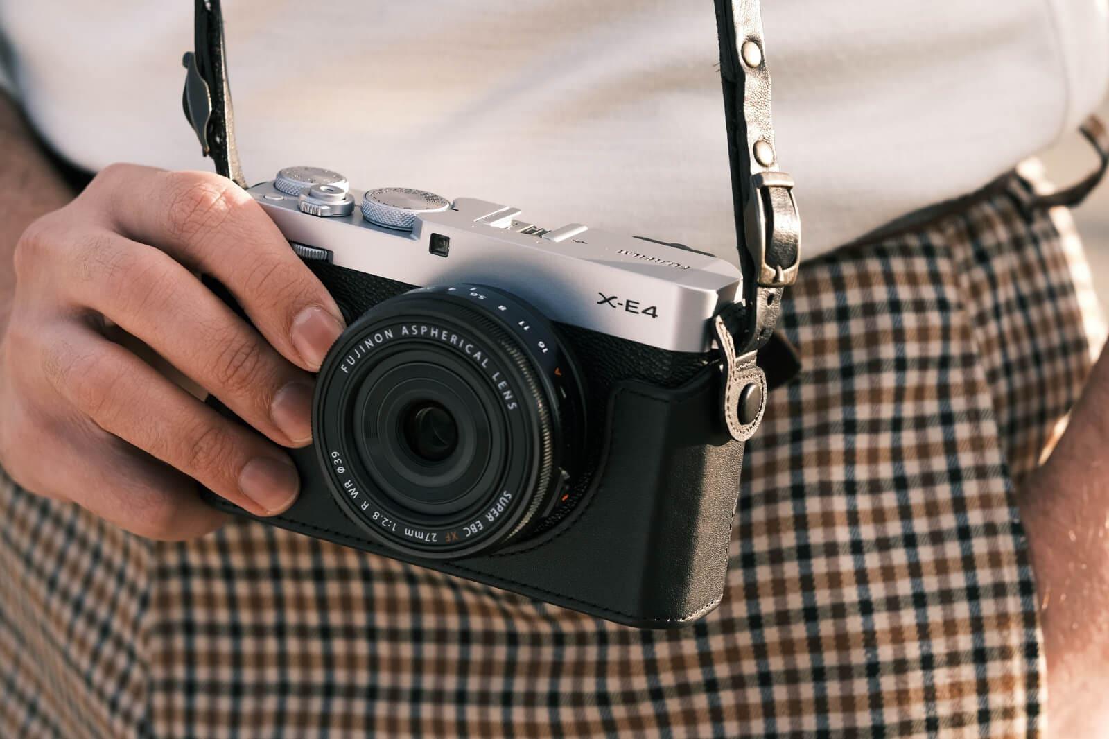 Le fotocamere si evolvono (ma forse voi  …