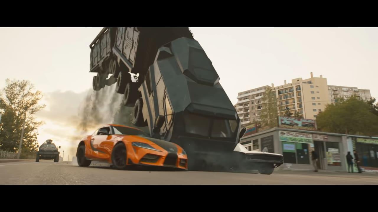 Auto volanti e supermagneti: sì, stiamo parlando del trailer di Fast & Furious F9 (video)