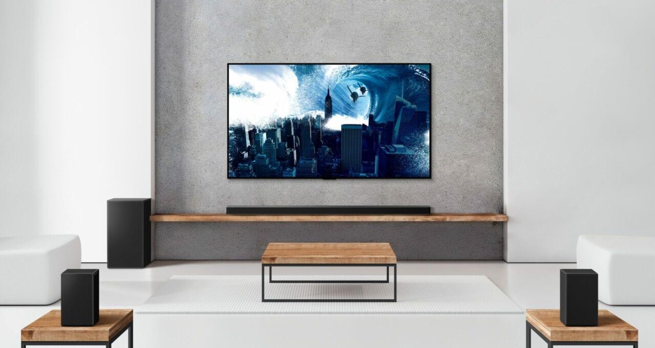 LG annuncia la sua nuova linea di soundbar prevista per il 2021 (foto)