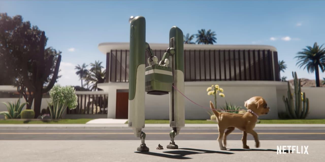 La migliore serie di animazione antologica di Netflix sta per tornare (video)