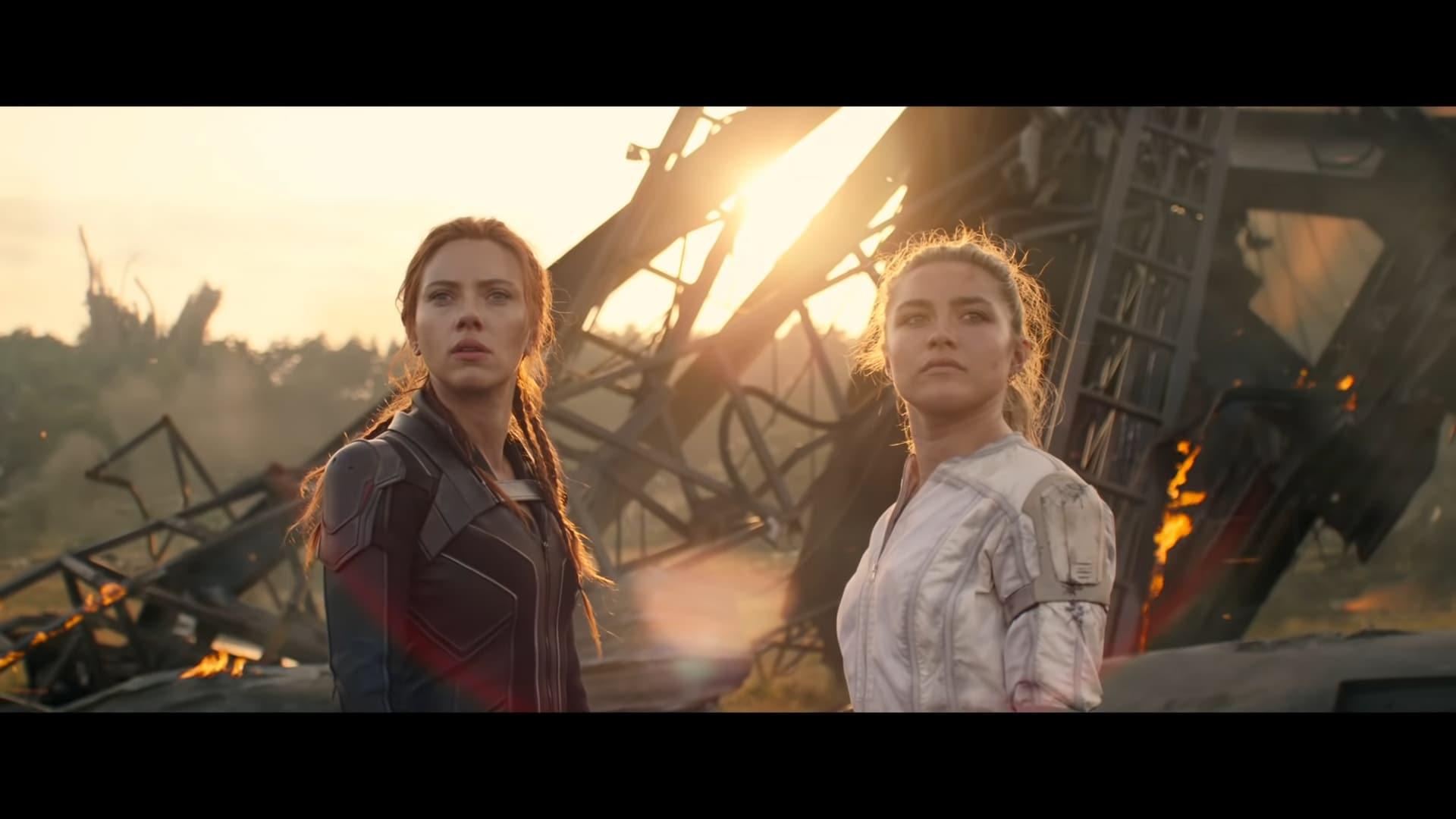 Una scena del film Marvel