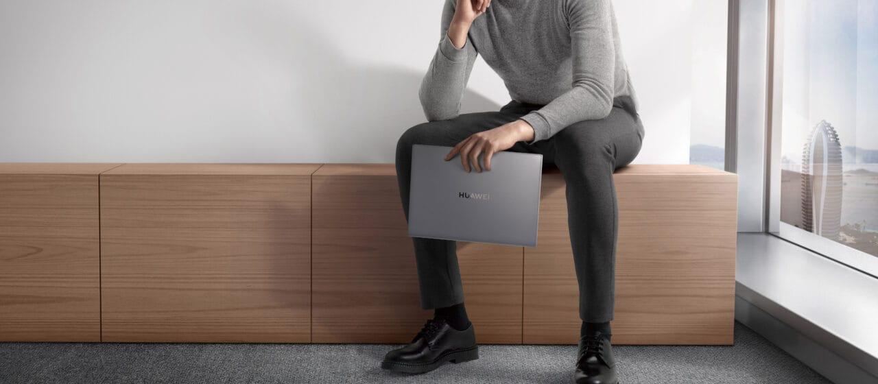 Huawei annuncia i suoi nuovi MateBook D 15, MateBook X Pro e la serie Wi-Fi AX3 (foto)