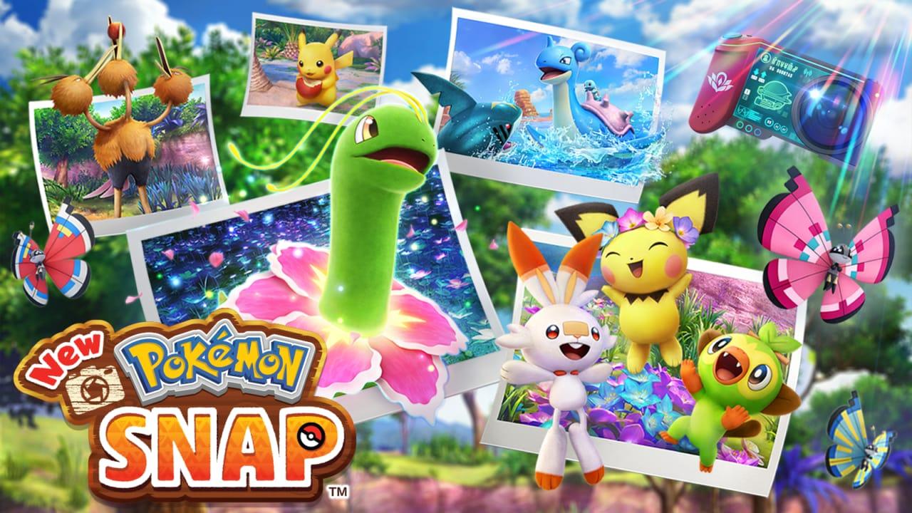Tenete pronta la fotocamera: New Pokémon Snap è da oggi disponibile su Nintendo Switch (video e foto)