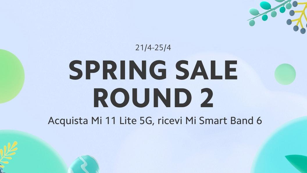"""Offerte Xiaomi """"Spring Sale Round 2"""" …"""