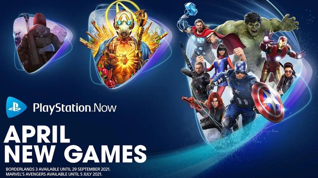 Presentati i tre nuovi giochi in arrivo su PlayStation Now ad aprile