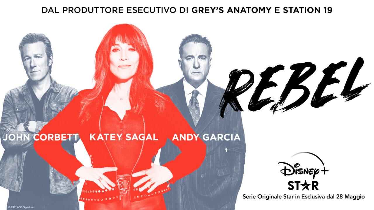 Rebel arriva su Star in Disney+: la serie ispirata a Erin Brockovich debutta il 28 maggio (foto)