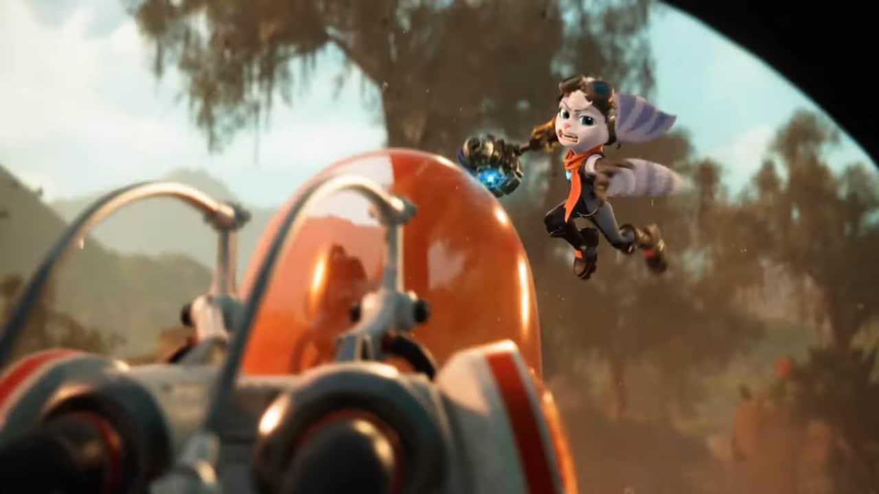 Ratchet & Clank: Rift Apart si mostra in un nuovo video con tanto di rivelazioni sul nuovo personaggio (video e foto)