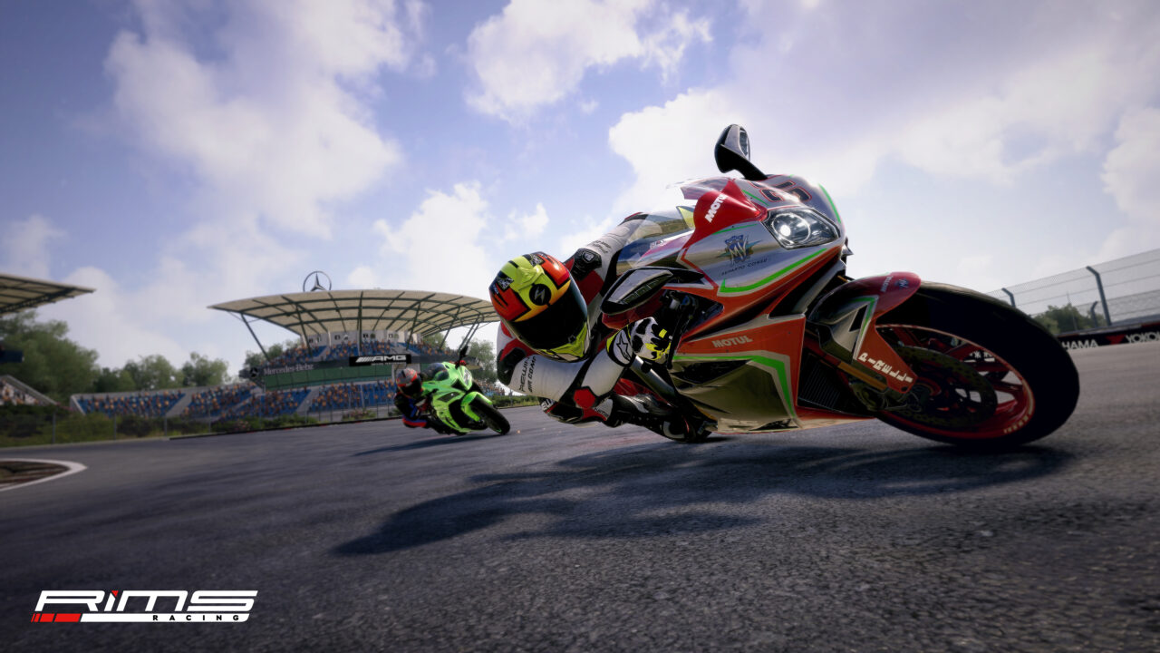 Guardate il trailer di RiMS Racing, il simulatore che vi trasformerà in veri rider (video e foto)