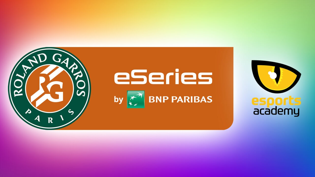 La finale del Roland-Garros eSeries by BNP Paribas 2021 sarà trasmessa in streaming su Twitch