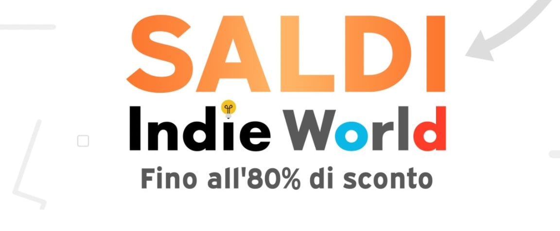 """Arrivano sul Nintendo eShop i """"SALDI Indie World"""": tantissimi giochi a prezzi scontati fino all'80%"""