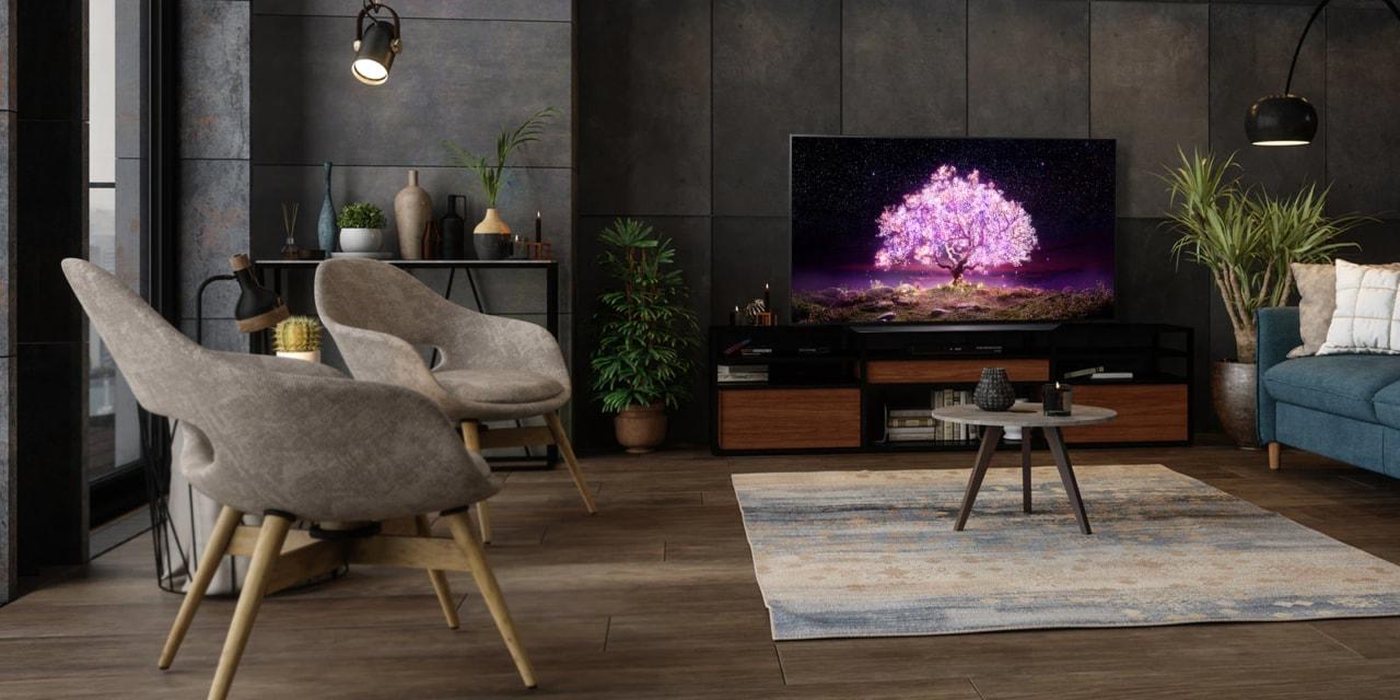TV LG OLED 2021 in sconto speciale su Amazon: Smart TV da 120 Hz di fascia alta