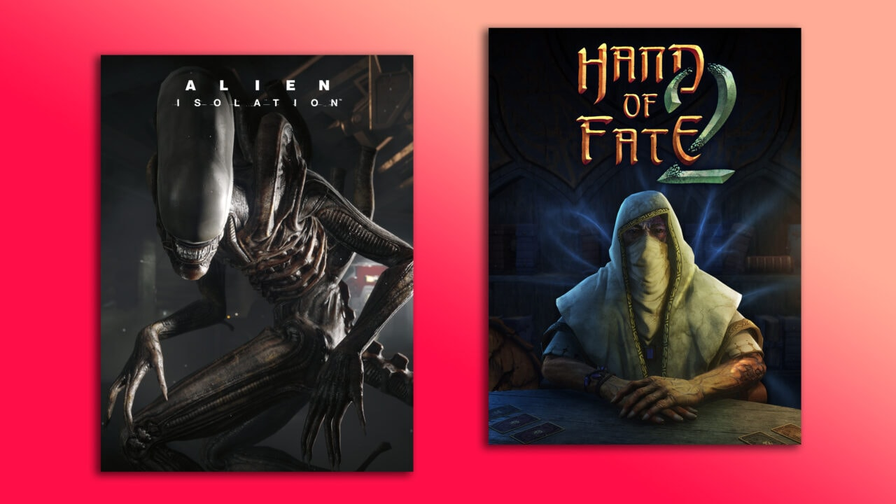 Alien: Isolation e Hand of Fate 2 GRATIS su Epic Games Store dal 22 al 29 aprile (video)