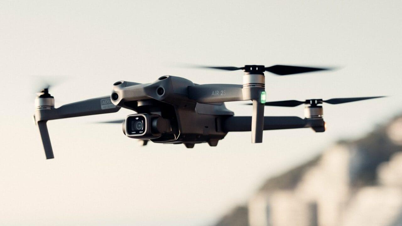 Il nuovo DJI Air 2s è già in offerta su Amazon! Prezzo scontato per questo kit