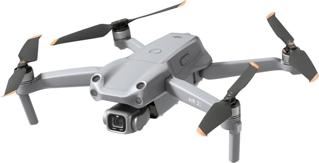 DJI Mavic Air 2s in arrivo, perché i droni DJI non sono mai abbastanza (foto e video)