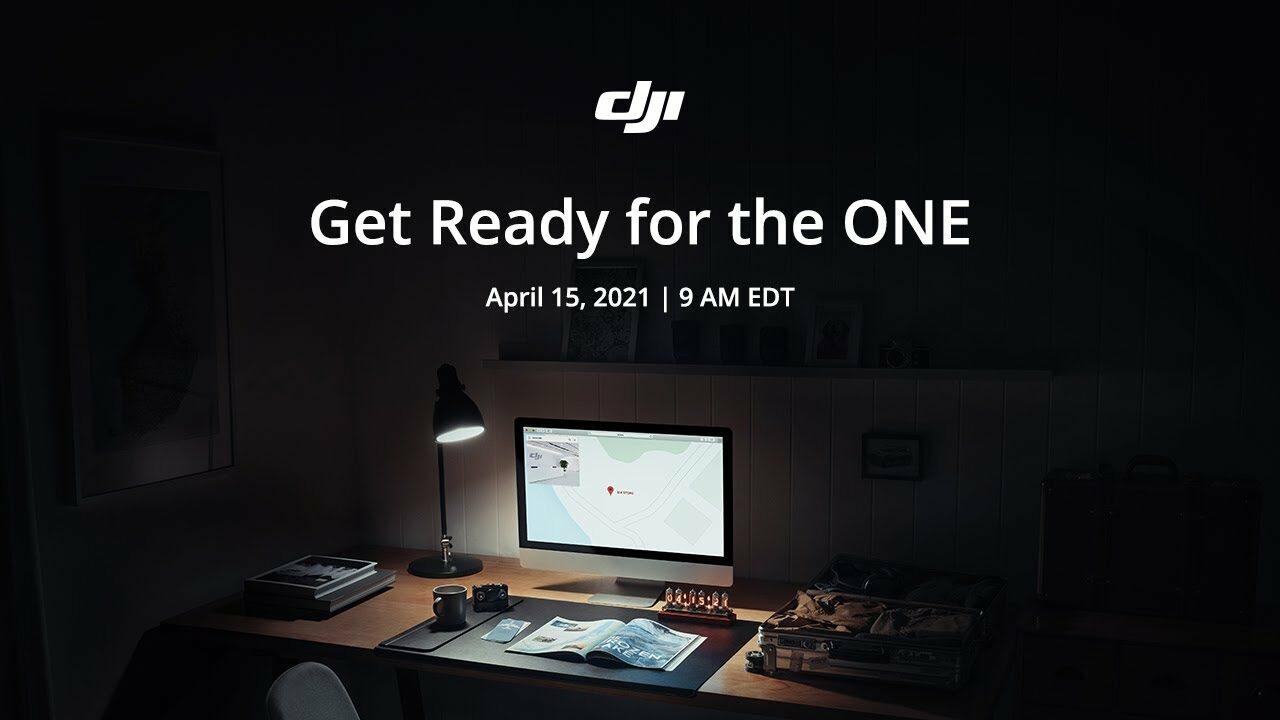 """Evento DJI il 15 aprile alle ore 15: arriverà """"l'unico"""" (video)"""