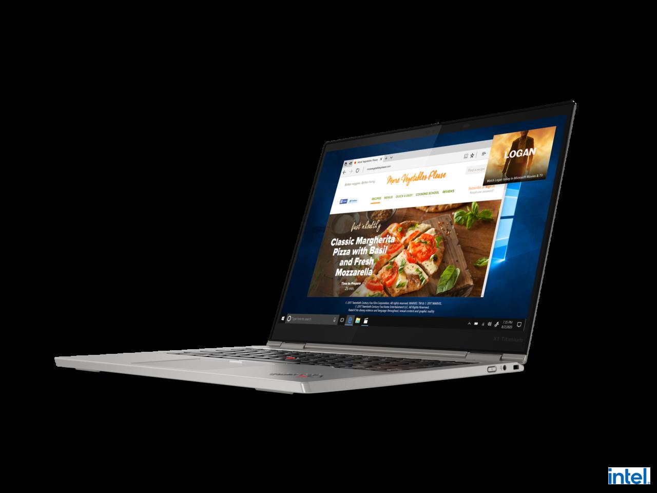 ThinkPad X1 Titanium Yoga è il più sottile di sempre: disponibile da oggi in Italia (foto)