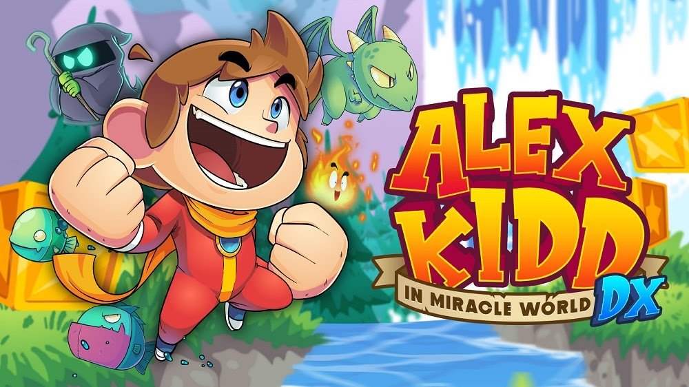 Guardate il trailer di Alex Kidd in Miracle World DX, il gioco in arrivo quest'estate anche su PS5 e Xbox Series X (video)