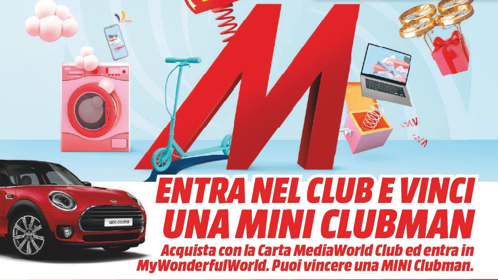 "Volantino MediaWorld ""CLUB DAYS"" 26  …"