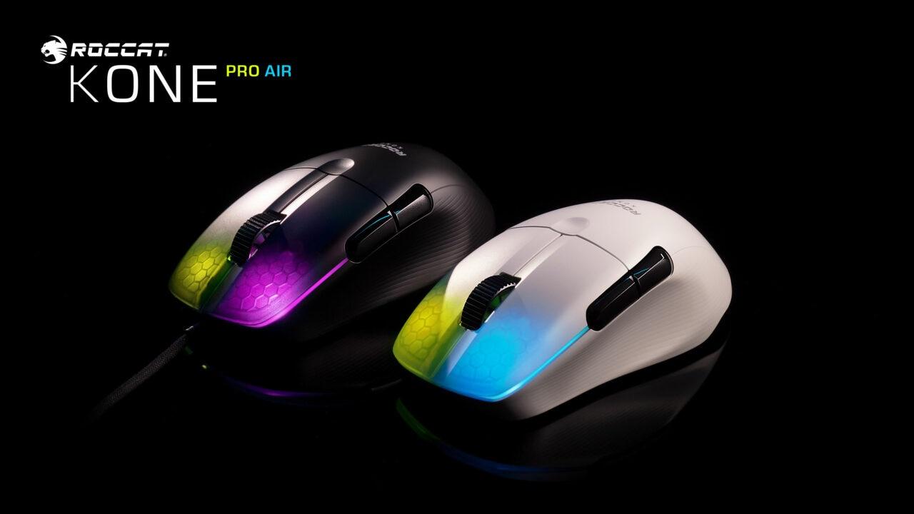 ROCCAT lancia ufficialmente due nuovi mouse dedicati ai gamer (foto)