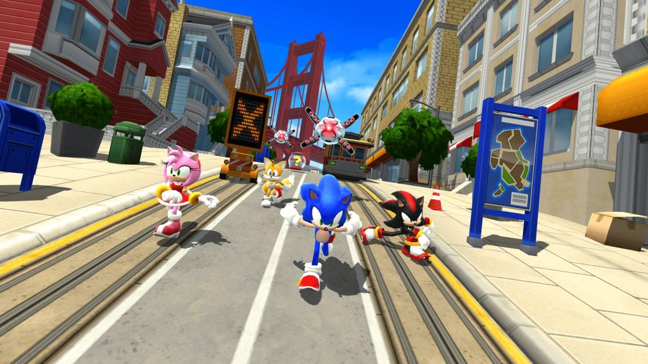 SEGA ha annunciato una strabiliante serie di novità che interesseranno Sonic (foto)