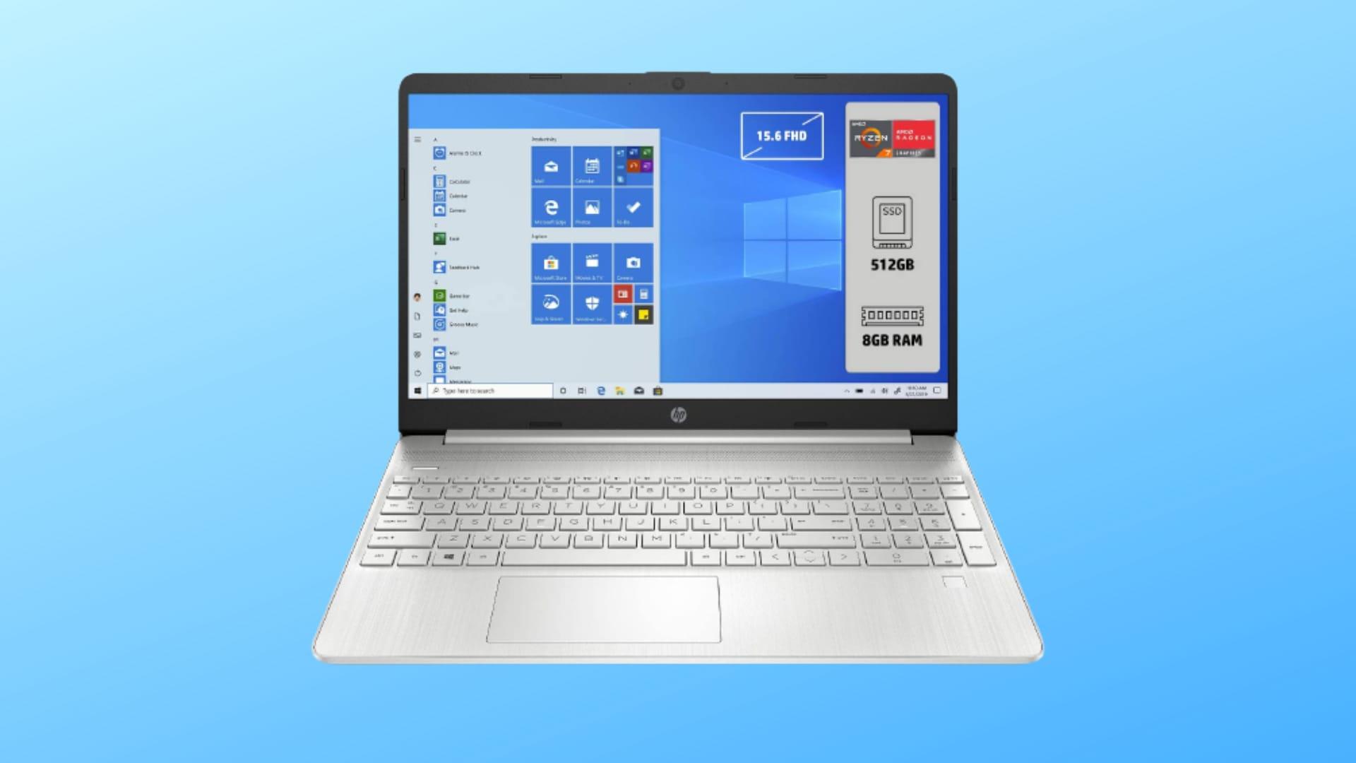 Intel Alder Lake-S: ecco i modelli serie T con TDP a 35W, hanno una GPU UHD 770 - image HP-15s-eq1052nl on https://www.zxbyte.com