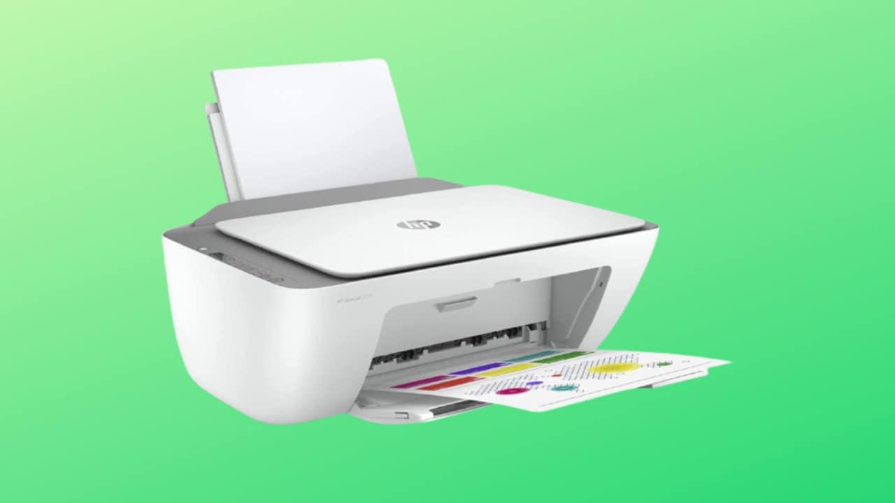 HP DeskJet 2720 conviene oggi! Stampante tutto fare a soli 49€