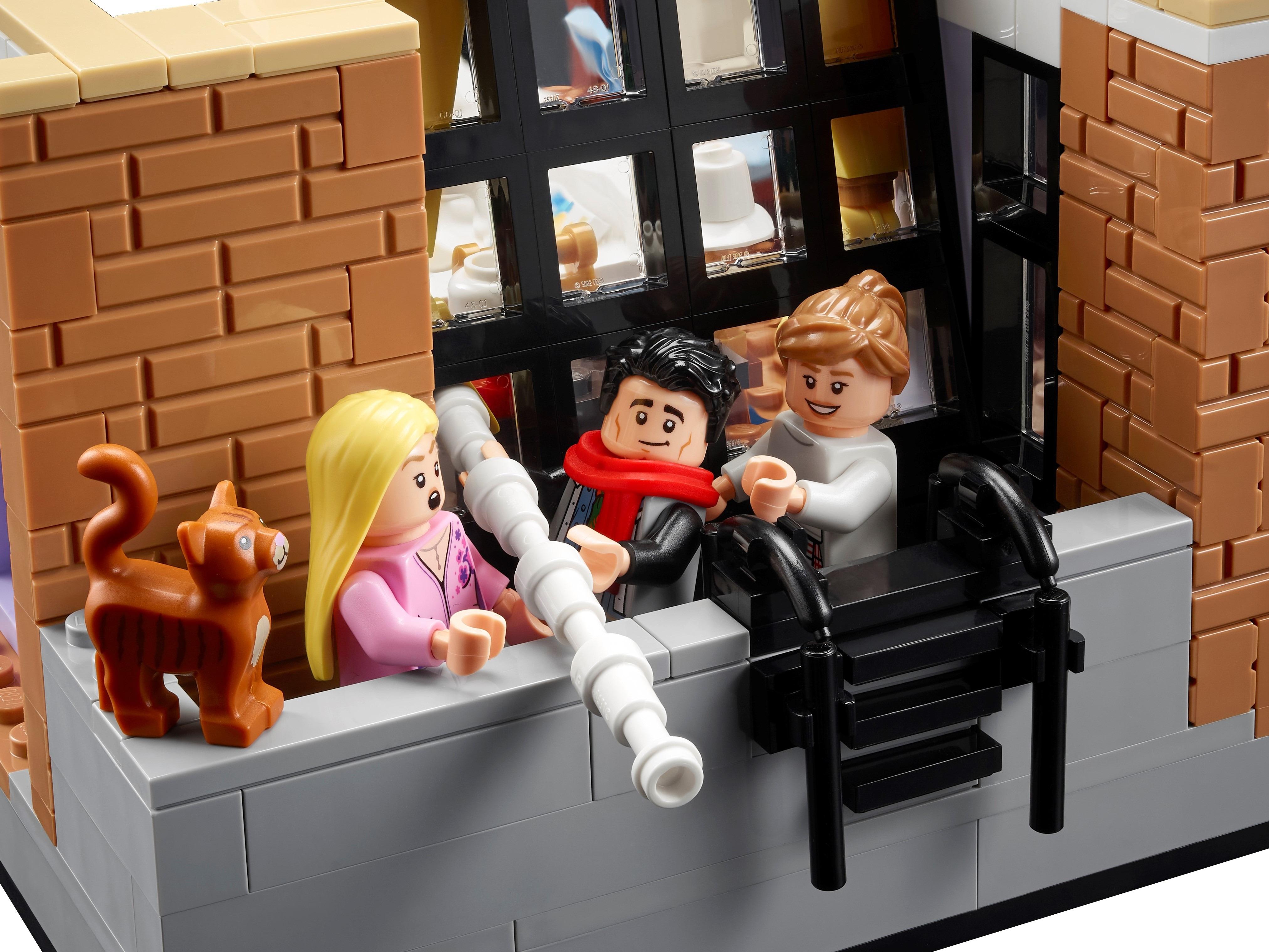 LEGO Gli appartamenti di Friends (10)