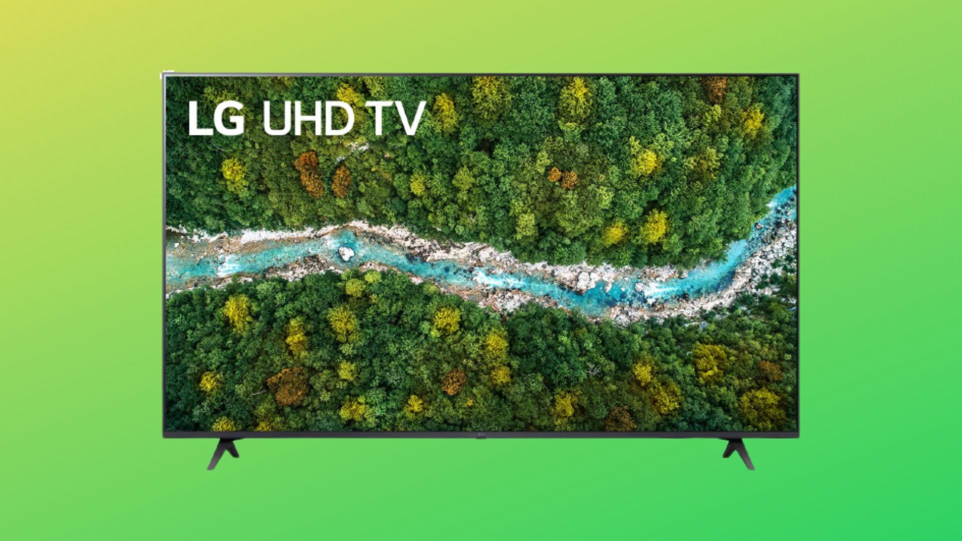 LG UHD 4K 2021 in offerta su Amazon: Smart TV nuovissimo già in sconto - image  on https://www.zxbyte.com