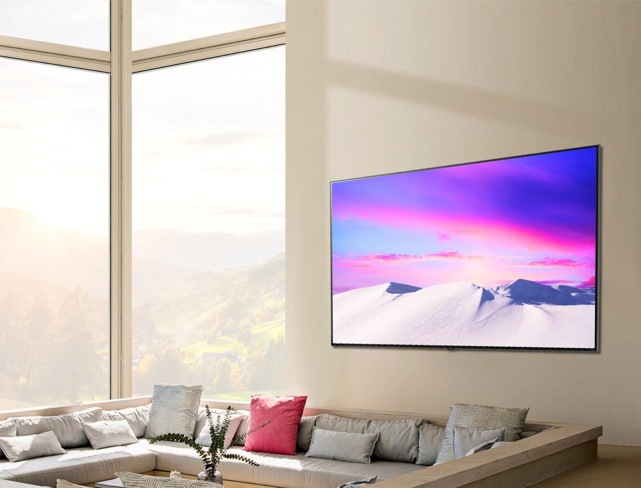 """Smart TV LG NanoCell 2021 da 43"""" a prezzo speciale su Amazon! Sconto da non perdere"""