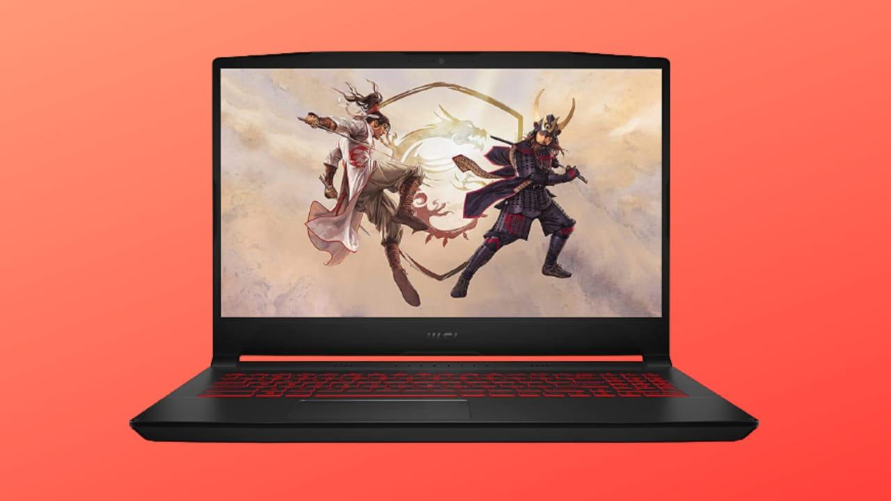 MSI Katana approda su Amazon: potente notebook gaming con NVIDIA RTX 3050