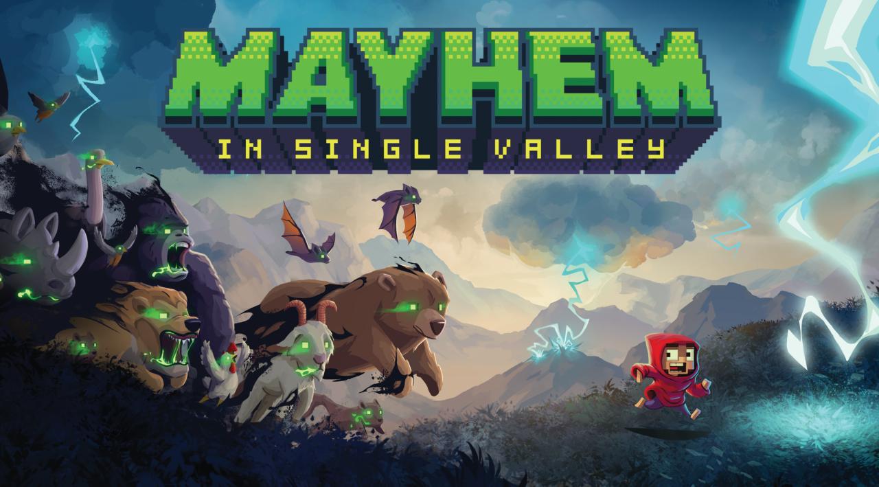 Immergetevi nell'enigmatico e frenetico Mayhem in Single Valley, da oggi disponibile per PC (video e foto)